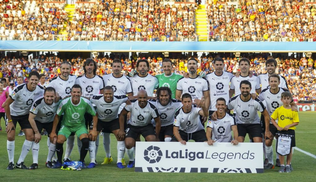 La squadra de LaLiga Legends