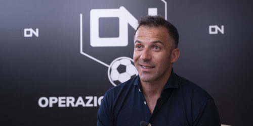 Intervista ad Alessandro Del Piero