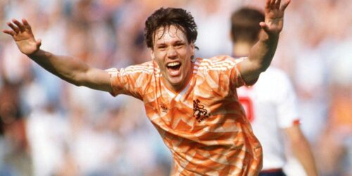 Van Basten Olanda 1988