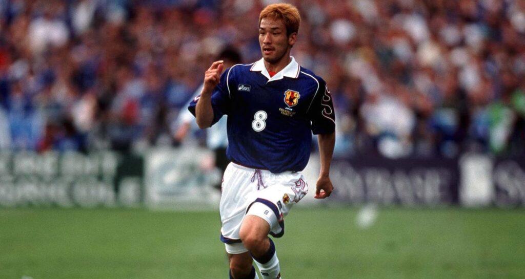 Nakata Giappone Francia 98