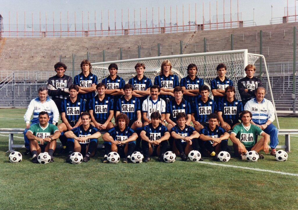 Atalanta 1987-1988