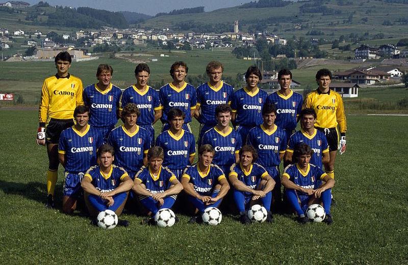 Hellas Verona 1985-1986