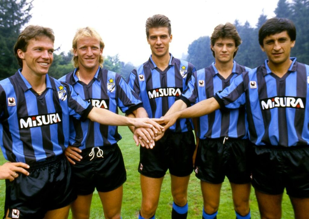 Lothar Matthäus all'Inter