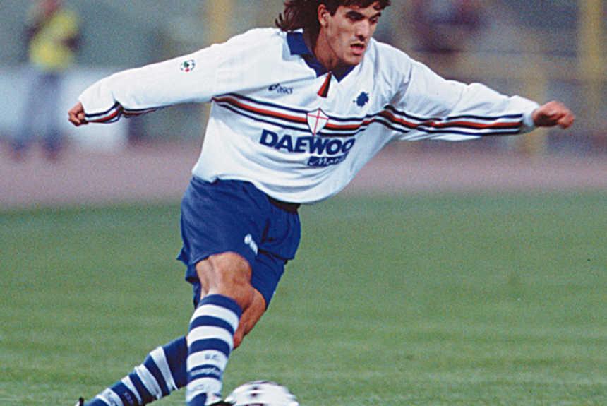 Ortega Sampdoria