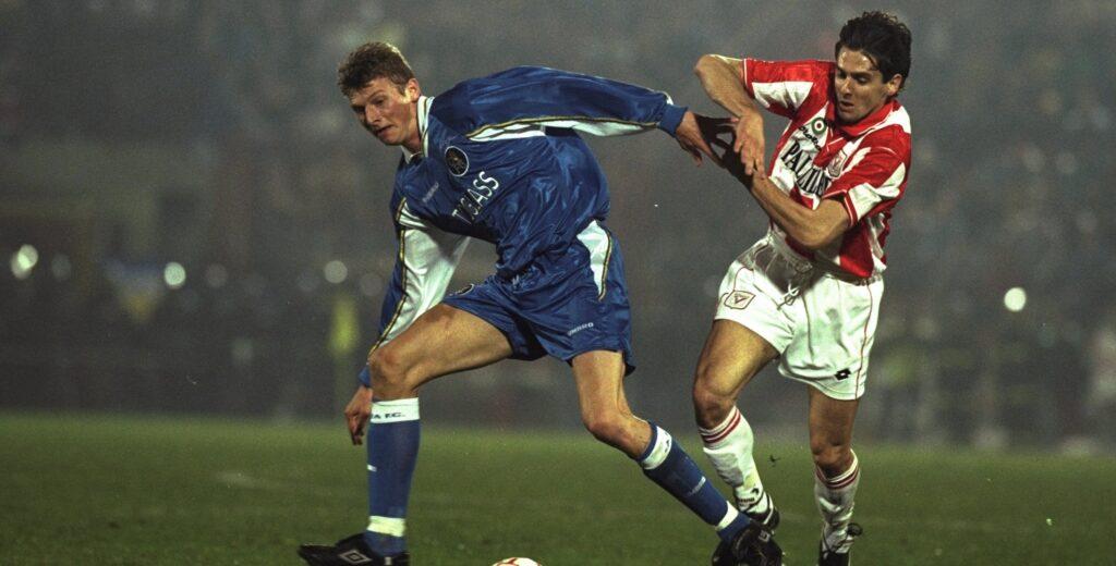 Vicenza Chelsea Coppa delle Coppe 1997-1998