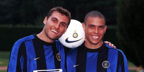 Vieri Ronaldo inter