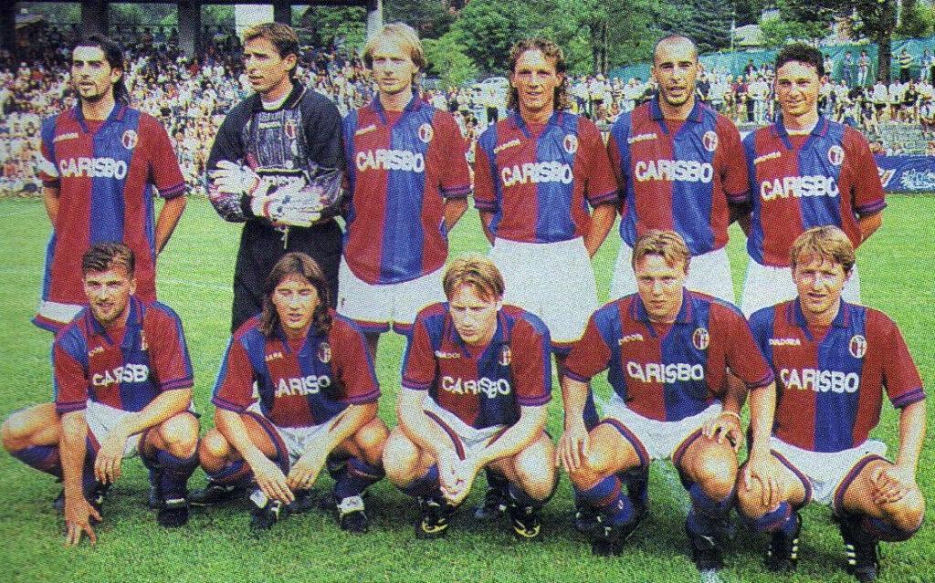 Tutti gli acquisti del Calciomercato 1996-1997