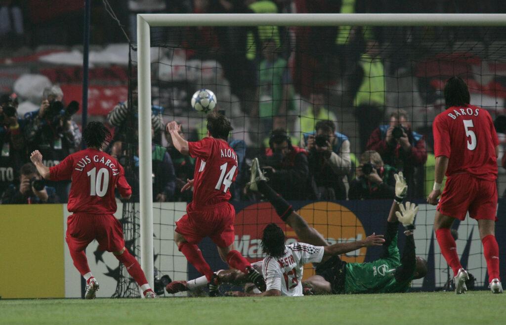 Milan Liverpool 3 3